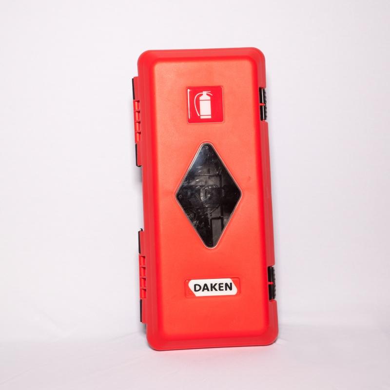 Beschermkast brandblusser